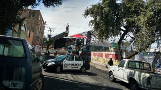Huracán en Toluca