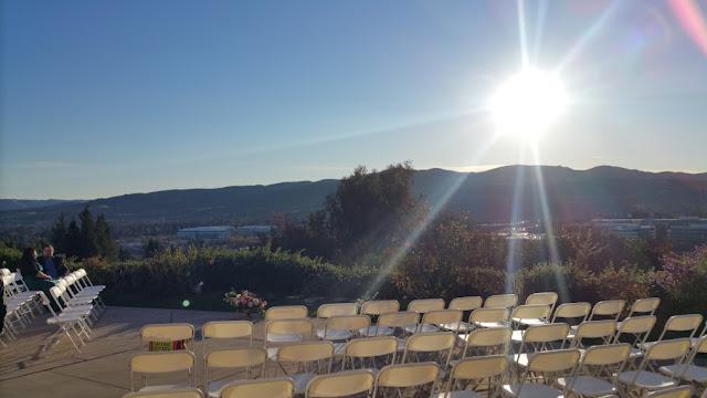 Wedding Venues Bay Area California Canyon View San Ramon Wedding