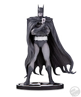 Toy Fair 2020 DC Direct Lineup Black & White Statues