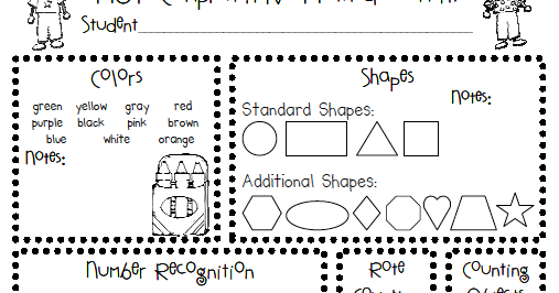 The Polka Dot Patch: Assessment Anyone??