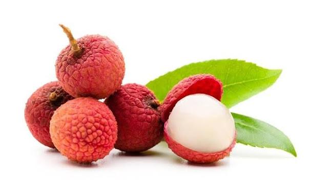 Ragam manfaat buah leci bagi kesehatan