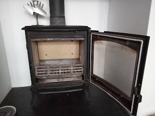wood burner repair poole