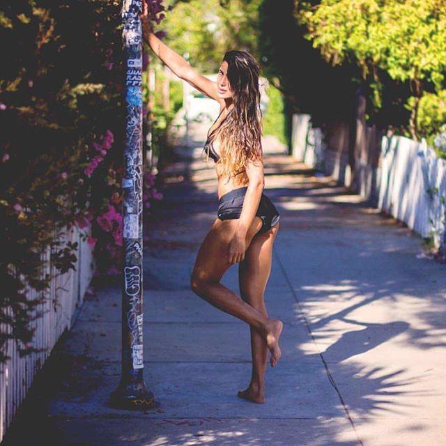Fitness Model Marcela Echandia