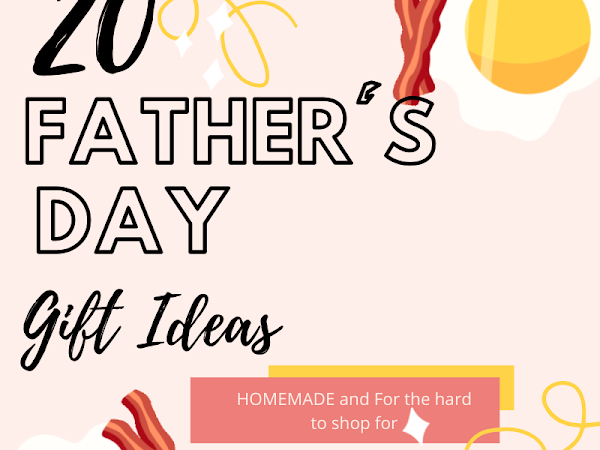 20 Gift Ideas for Fathers Day