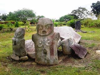 Tempat wisata pra sejarah atau purbakala