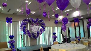 dekorasi balon saveti partty