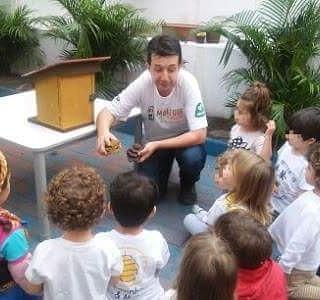 Escola Favinho e Mel em Botafogo