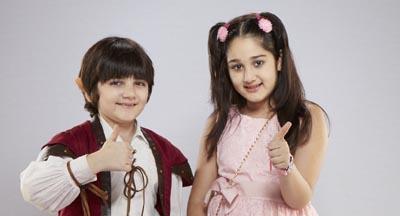 Maisha Dixit and Tanmay Rishi Shah