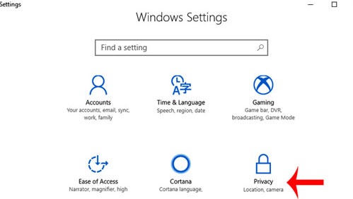 how to disable or clear location history in windows 10
