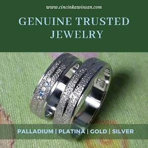 cincin nikah paladium