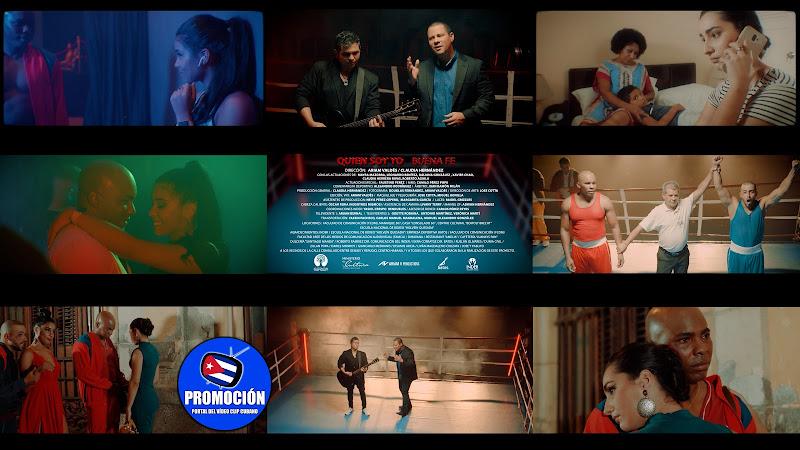 Buena Fe - ¿Quién soy yo? - Videoclip - Dirección: Ariam Valdés - Claudia Hernández. Portal Del Vídeo Clip Cubano. Música cubana. Cuba.