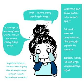 WEBCOMIC indonesia #1 : FORGIVE