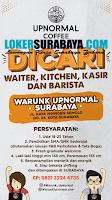 Karir Surabaya di Warunk Upnormal Terbaru Januari 2020