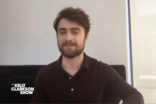 Daniel Radcliffe and Jane Krakowski on The Kelly Clarkson Show