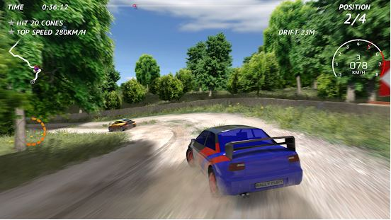 Download Rally Fury - Extreme Racing MOD APK 1.59 [Unlimited Money] 3