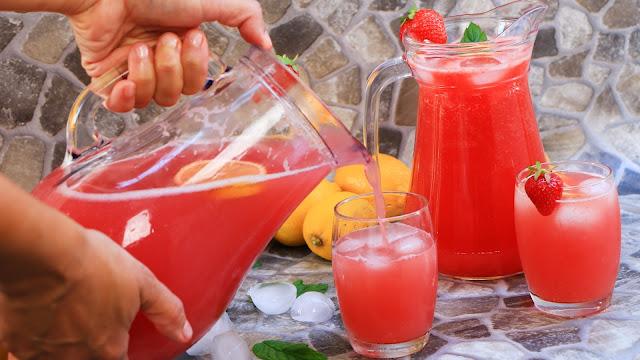 limunada-od-jagoda