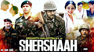 Shershaah Full Movie Download pagalworld