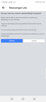 How to unblock people in Messenger: step by step guide | How do I unblock someone in Facebook Messenger?