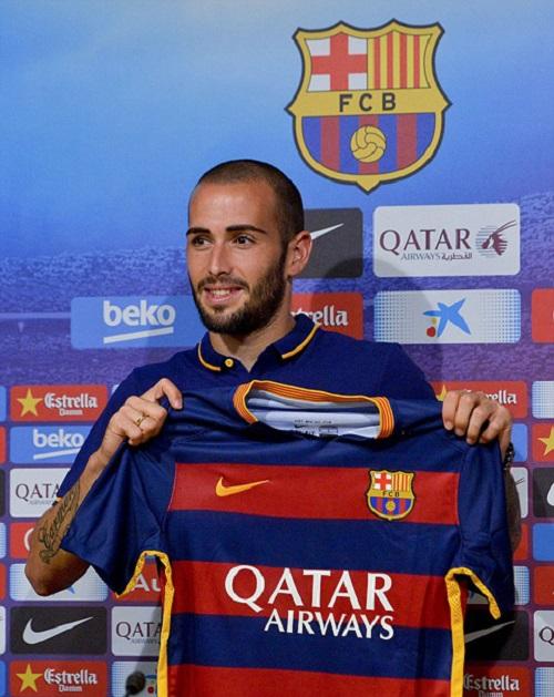 Vidal hứa hẹn sẽ là tân binh nổi bật của Barca
