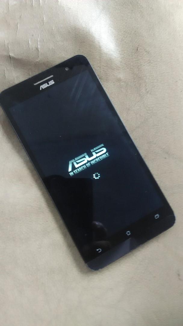Memperbaiki Asus Zenfone 6 Yang Brick Bootloop Atau Tidak Bisa