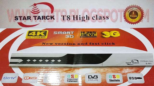 STAR TRACK T8 HIGH CLASS POWERVU TEN SPORTS OK NEW SOFTWARE BY USB 24 7 2019