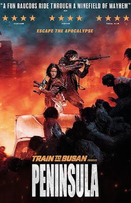 Train to Busan 2 (2020) Dual Audio Hindi 720p BluRay ESubs Download
