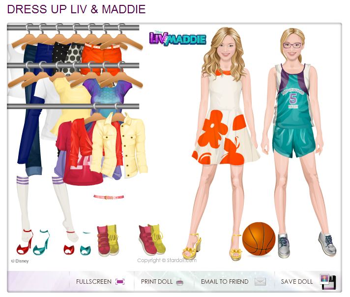 Liv and maddie trucos stardoll megatips for Juego de liv y madi
