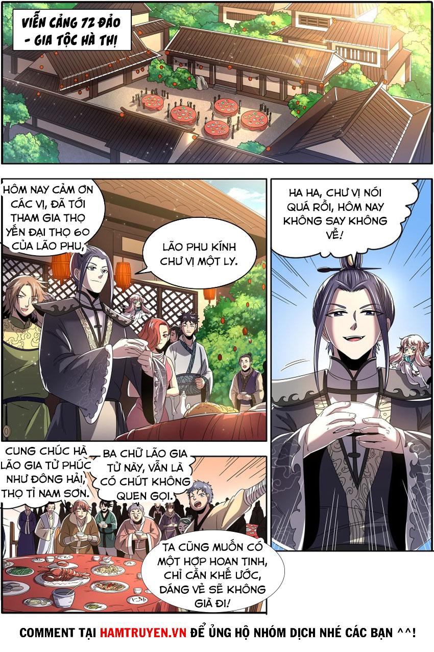 Ngự Linh Thế Giới chap 447 - Trang 14
