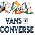 Học sinh nên mua giày vans hay converse?