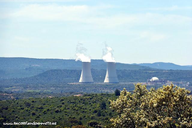 Torres de refrigeración Central N. de Trillo
