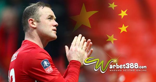 Agen Situs Bola Online Terlengkap - Dapat Izin Mourinho, Wayne Rooney Segera Menuju Tiongkok