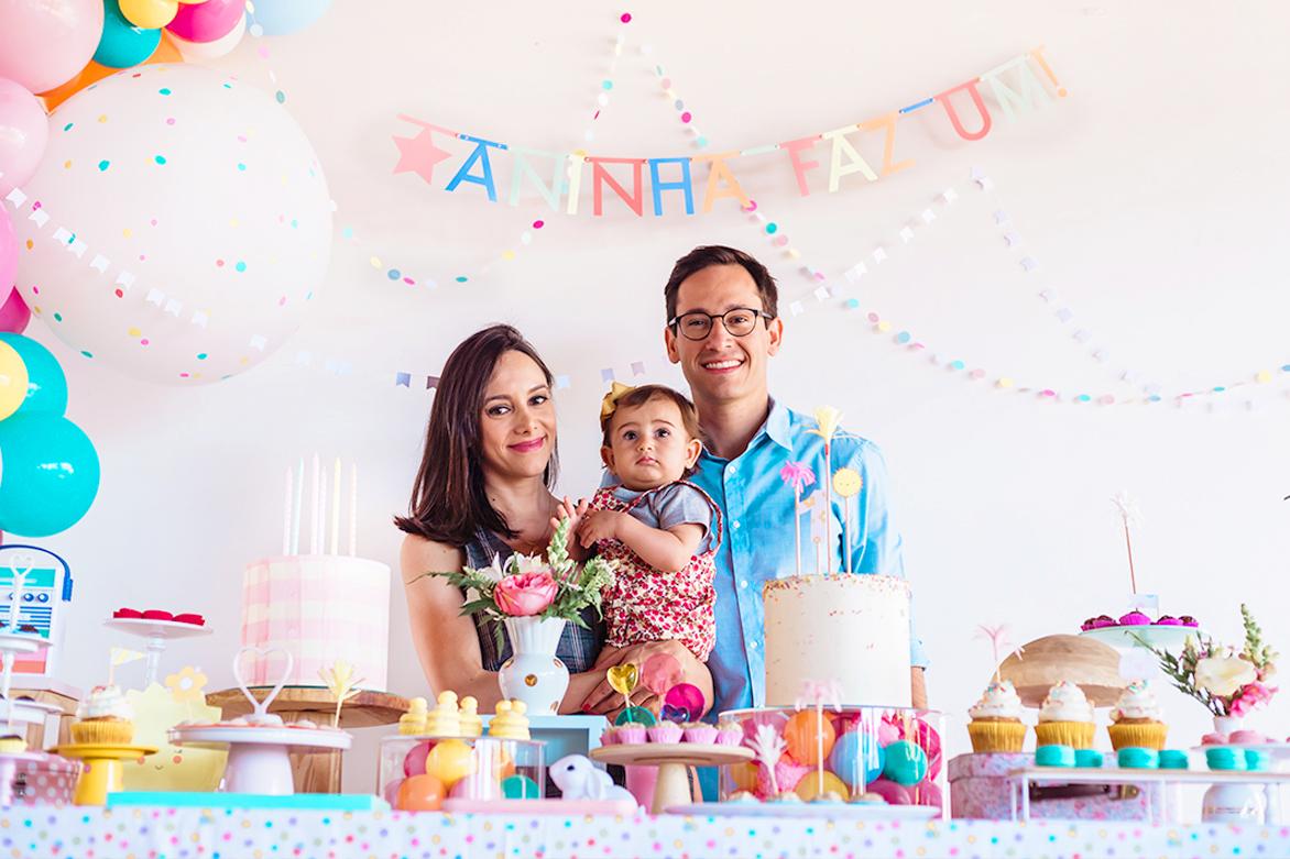 decoracao festa picnic piscina trailer verao gelato flores margarida 1 ano colorida blog do math brasilia