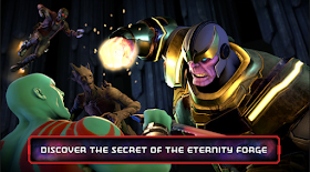 Mod Guardians of the Galaxy TTG Android