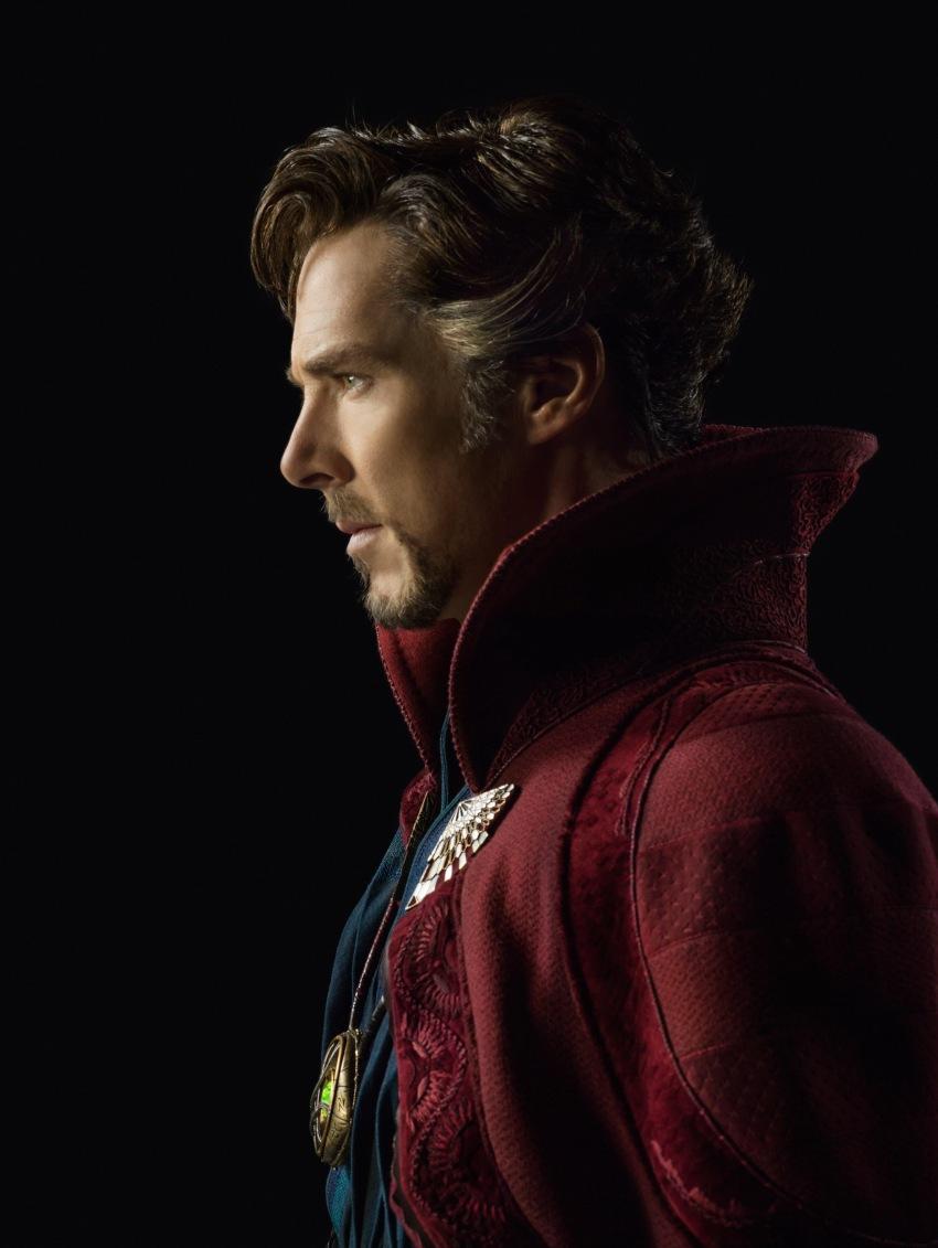 DOCTOR STRANGE  Benedict Cumberbatchen