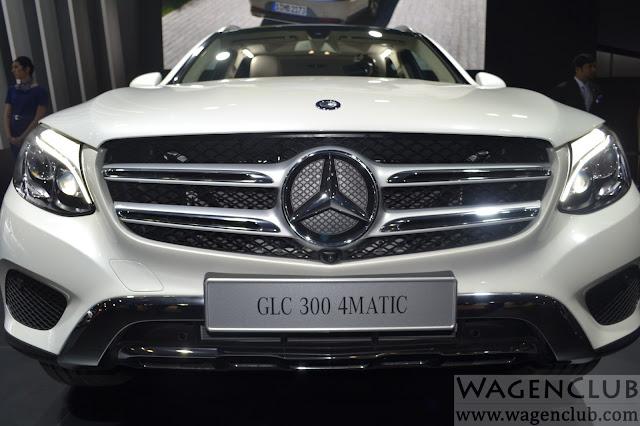 2016 Mercedes GLC Indian sale