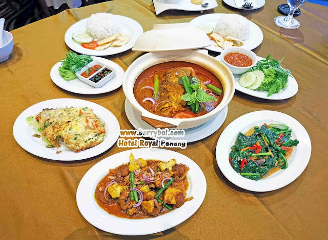 Kari Kepala Ikan Curry Fish Head Penang Penang Hotel Hotel Royal Penang Blogger Influencer