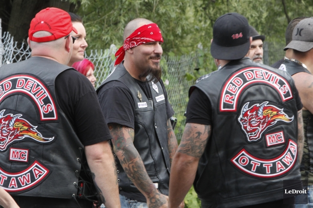 Gangsterism Out : Hells Angels 'Canada Run' - July 21st