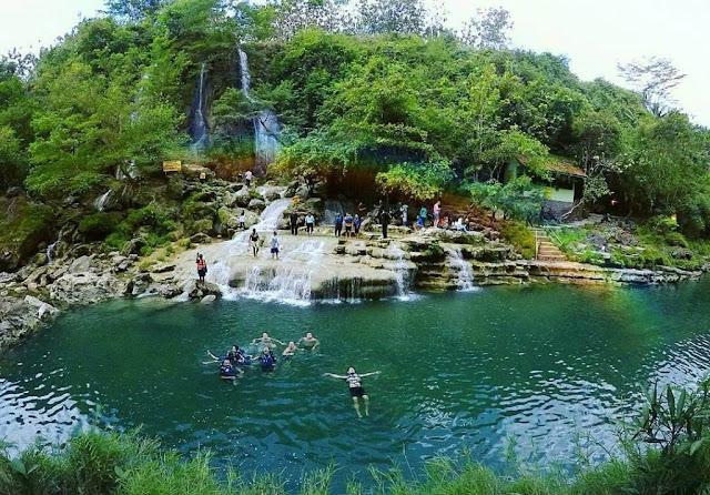 Daya Tarik Air Terjun Gethuk Gunung Kidul