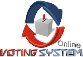 Online voting system
