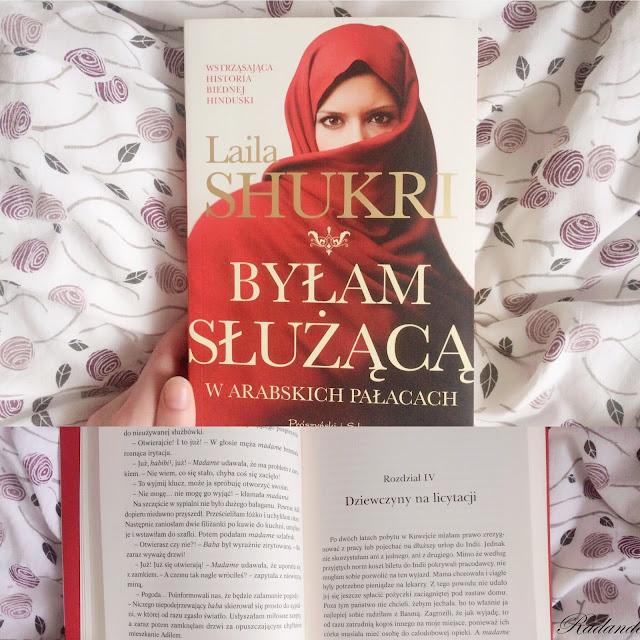 """Obyczajowy kącik #14: Laila Shukri """"Byłam służącą w arabskich pałacach"""""""