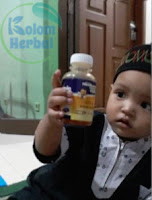 Testimoni Walatra Hexabumin (Madu Anak + Albumin)