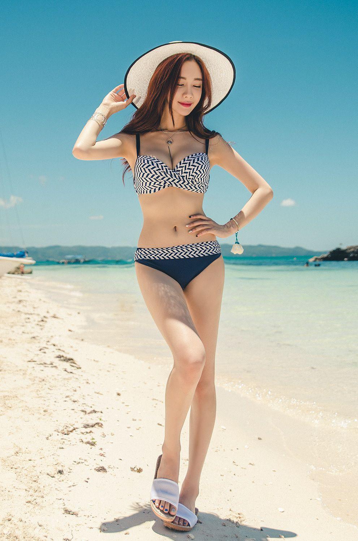 Korean model - Hyemi - Many Bikini set #1 - 191218 - TruePic.net