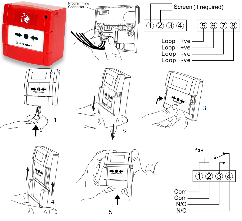 Arindam Bhadra Fire Safety : Fire Alarm Addressable Manual