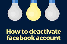 How do I deactivate Facebook account? | How to #DeleteFacebook