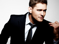 Michael Buble de traje