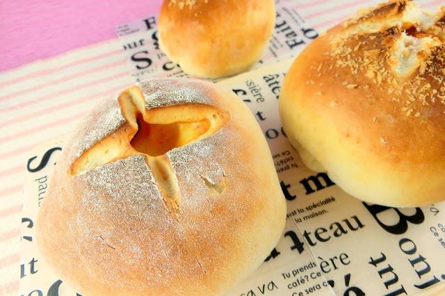 トースターでつくる!キムチ入りチーズの惣菜パンレシピ