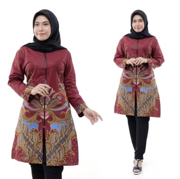 Tunik Batik Wanita