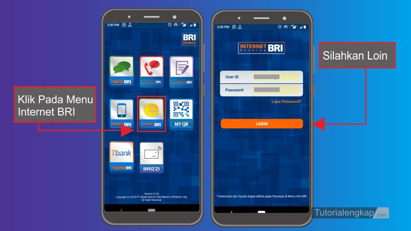 Cara Top Up Ovo Cash Melalui Bri Mobile Banking Dan Atm Bri Tutorialengkap