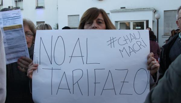 Con marcha y cacerolazo argentinos responderán al tarifazo