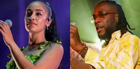 Burna Boy joins Jorja Smith in new video for 'Be Honest'